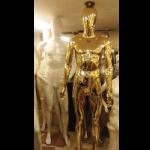 Chrome-Gold-Mannequins