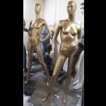 Mannequins-Gold-Female