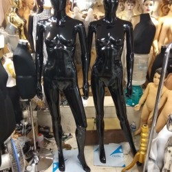 female-black-mannequin